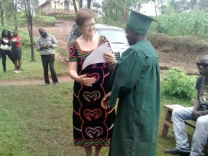 Goodness and Mercy Missions Graduation 2