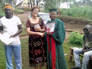 Graduation at Goodness and Mercy Missions 1